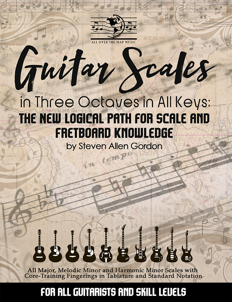 Guitar-Scales-in-Three-Octaves-in-All-Keys-cover